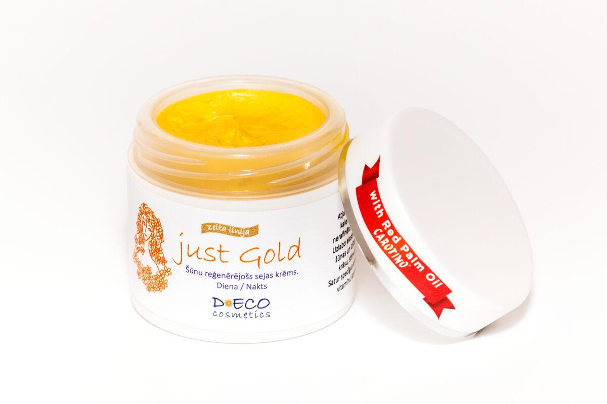 Facial cream Just Gold
