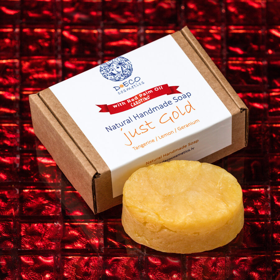 Just Gold Soap
