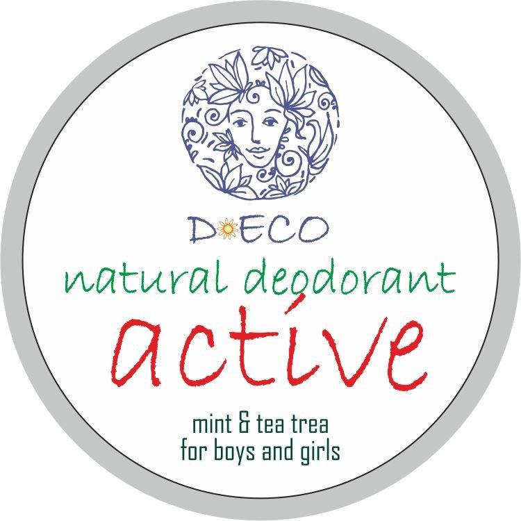 D.Eco Deo ACTIVE unisex VEGAN