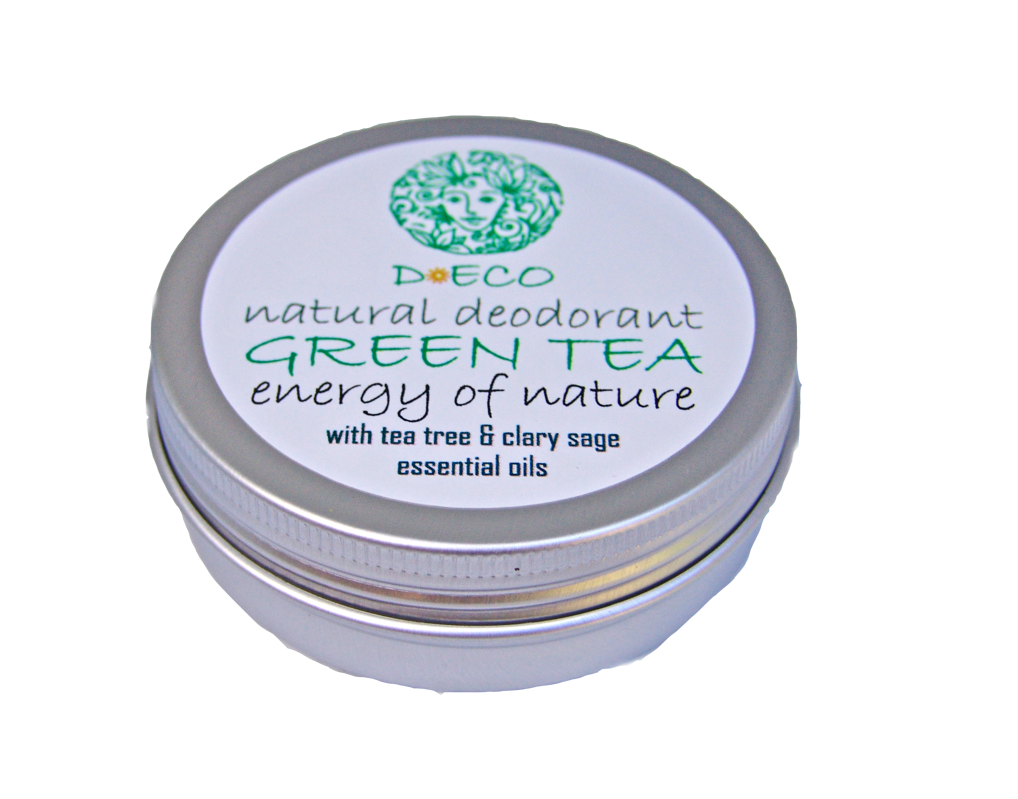 D.Eco Deo Green Tea