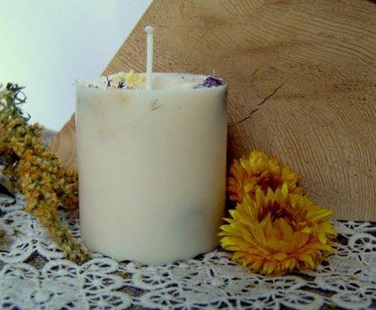 Patchouli candle